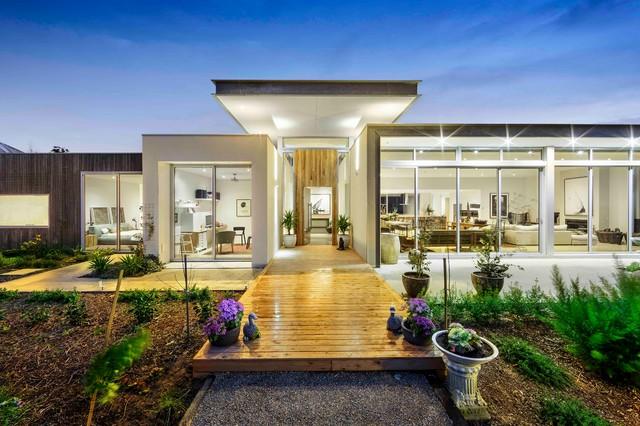 Mt Eliza House Modern Exterior Sydney By