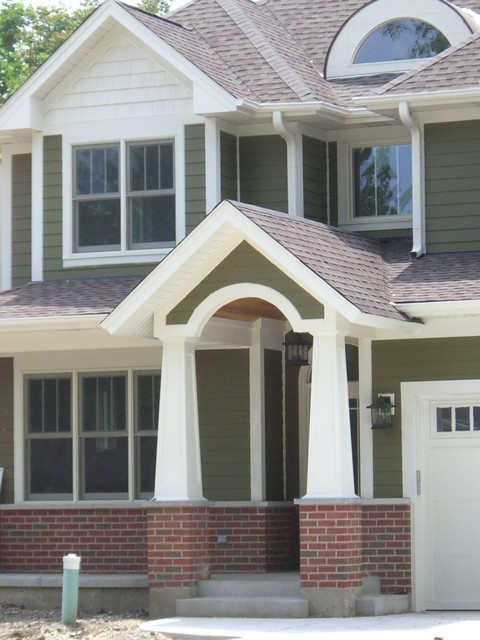 Mt. Prospect Residence traditional-exterior