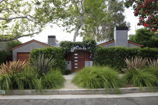 MTLA - Broida Residence contemporary-exterior