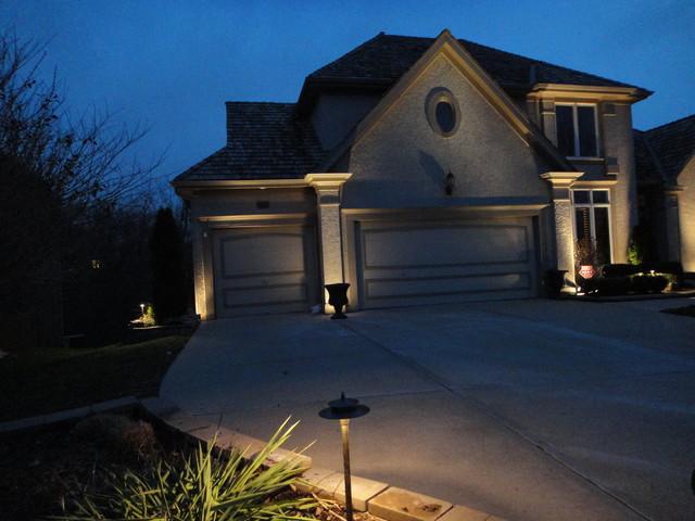 Multiple Homes around Kansas City traditional-exterior