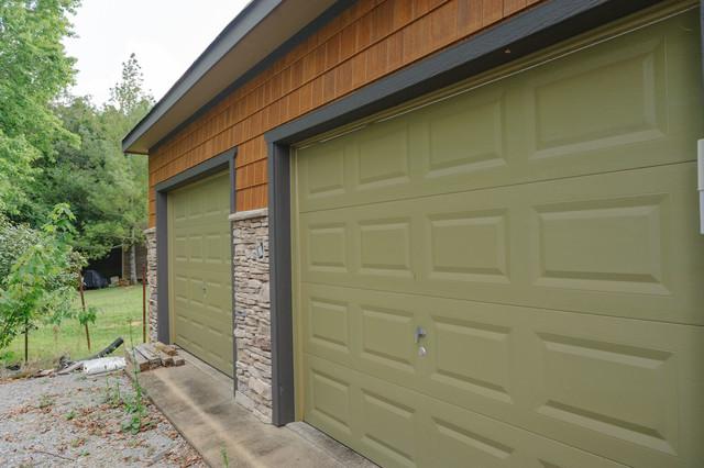 Murfreesboro Whole House Remodel craftsman-exterior