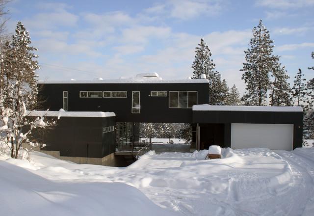 Modern Exterior by BAAN design