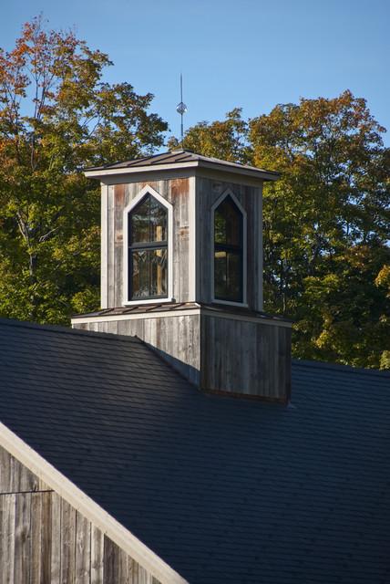 Music Barn farmhouse-exterior