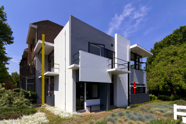 modern exterior Must-Know Moderns