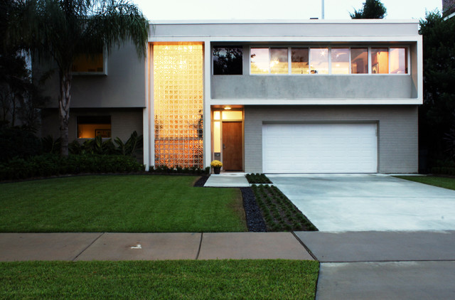 Modern Architecture New Orleans my houzz: modern and chic in new orleans