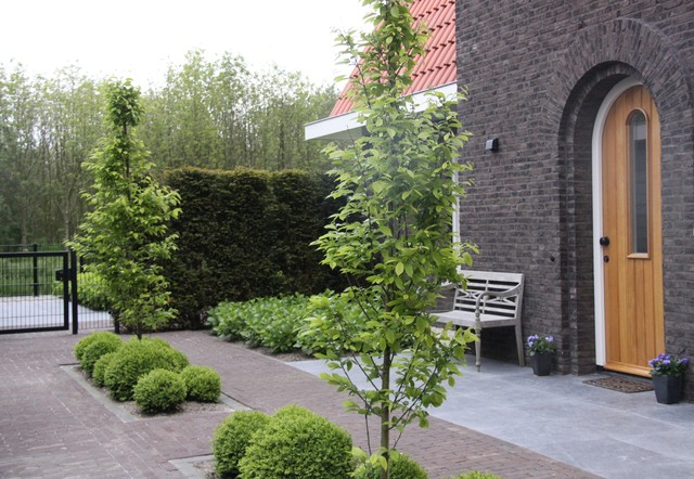 My Houzz: Contemporary Country Style in the Netherlands contemporary exterior