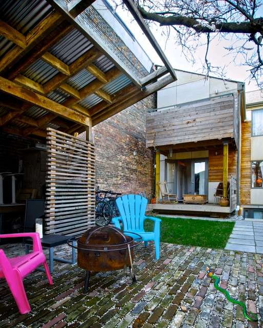 Houzz Home Design Ideas: My Houzz: Creative Open-Concept Home In Toronto