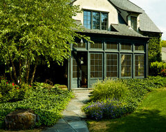 Simplifying in the Suburbs traditional-exterior