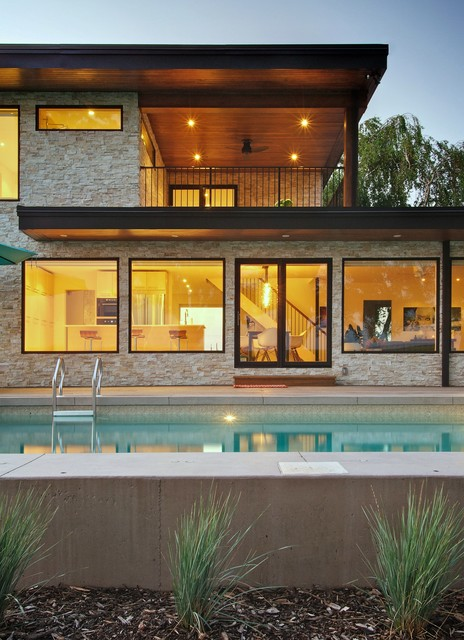 Nice My Houzz: Niagara Vineyard Renovation Contemporary Exterior