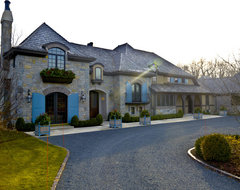 French Country traditional-exterior