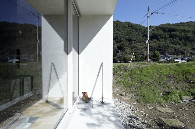 Nest House Nagoya modern-exterior