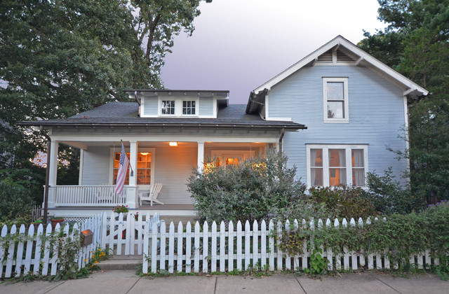 N. Jackson Bungalow traditional-exterior