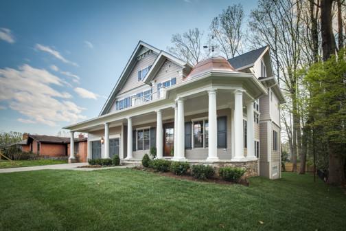Nantucket style custom home for Nantucket style house