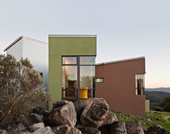 Napa Ledge House industrial-exterior