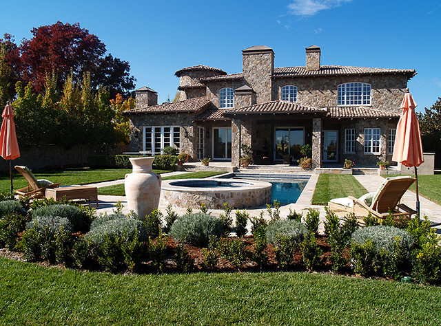 Napa West traditional-exterior