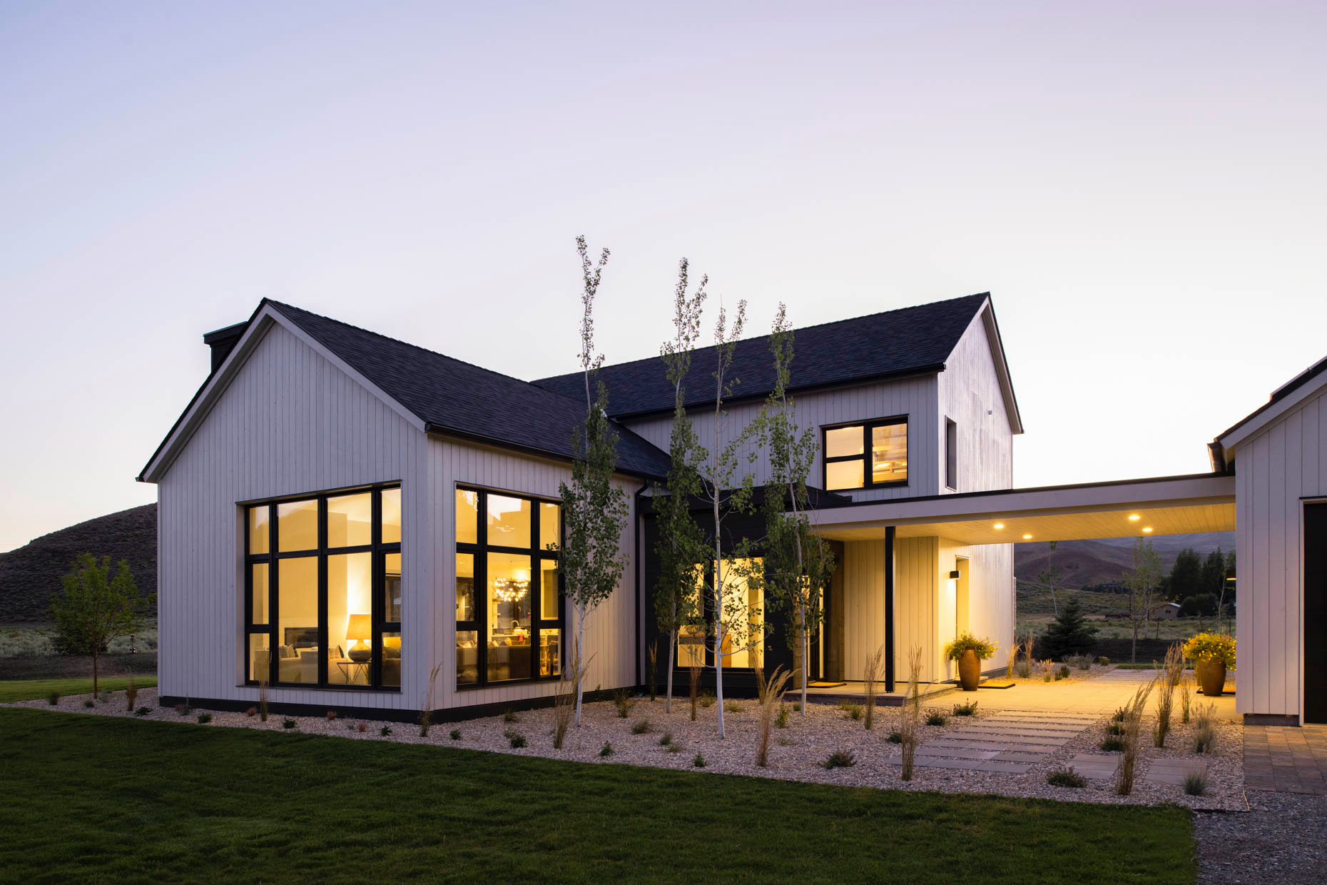 Near Net Zero Farmhouse