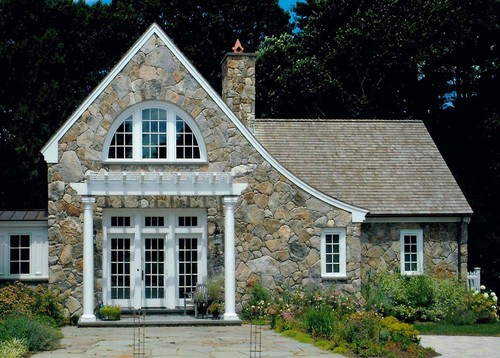 Home Of Stone Stone Wall Feature For Old Or New Homes