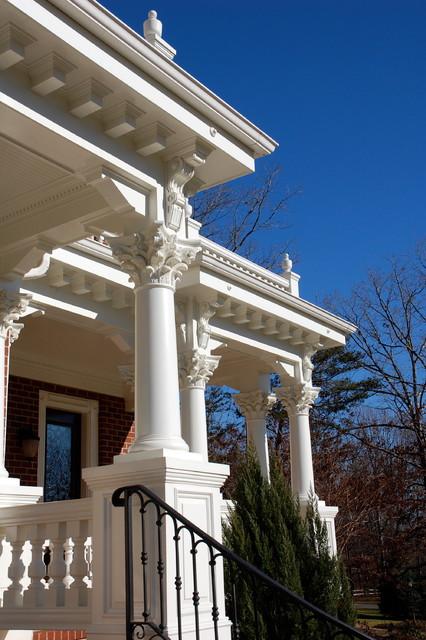 Neo classical italianate traditional-exterior