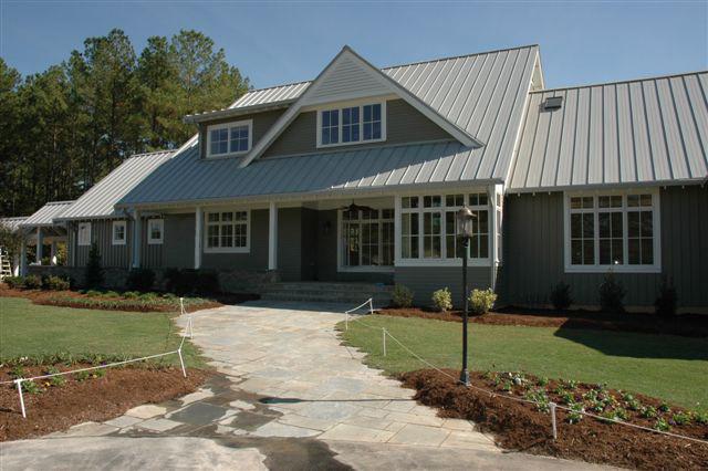 New American Farmhouse in Apex  American Farmhouse