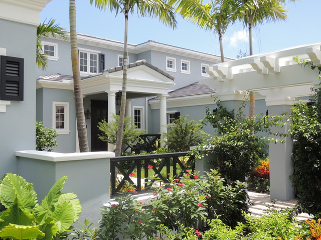 Roblin British West Indies Renovation Traditional