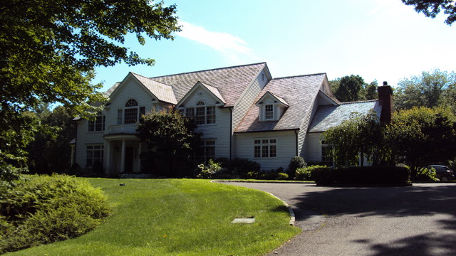 New Canaan traditional-exterior