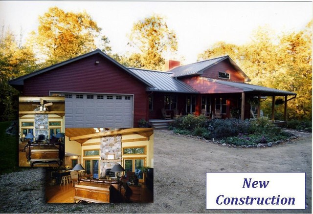 New Construction & Additions contemporary-exterior