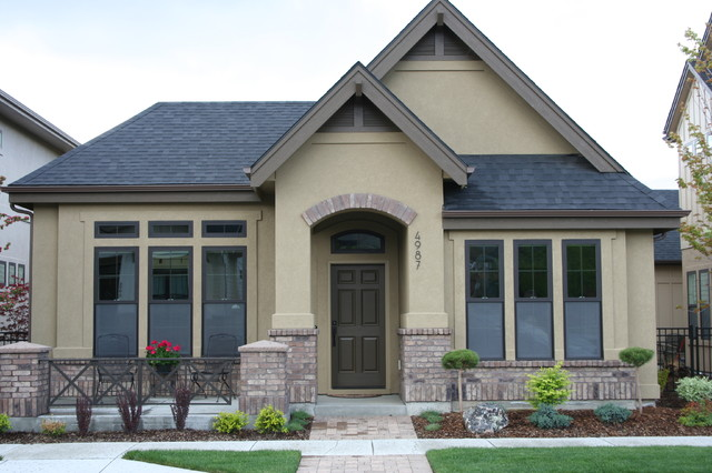 New Construction Andersen E Series Windows And 100 Series