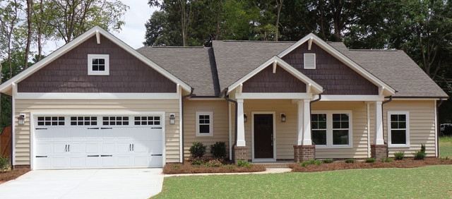 New Construction Craftsman Bungalow Traditional House Exterior Charlotte By Stonecrest Homes Houzz Uk,How To Install Pex Plumbing Fittings