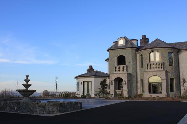New Construction - Custom Home traditional-exterior