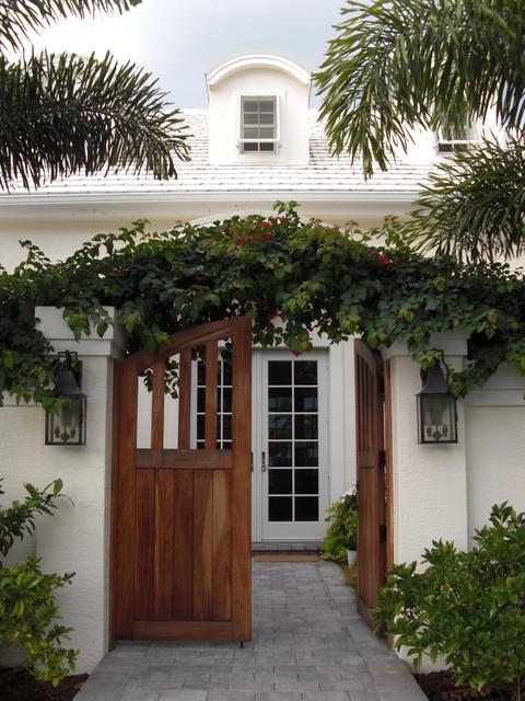 New Construction - Florida House traditional-exterior