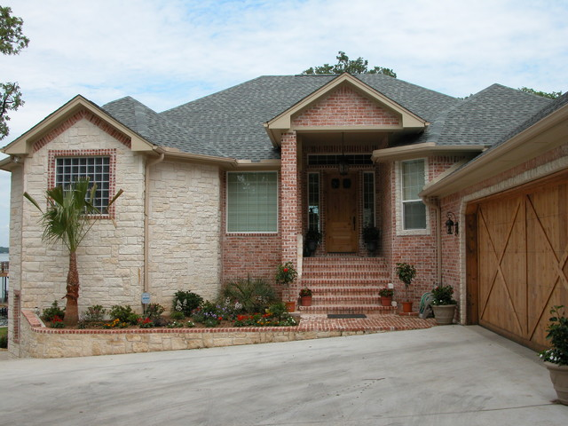 New Construction in Tool TX 0410 traditional-exterior