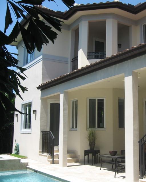New Construction, Interior Design mediterranean-exterior