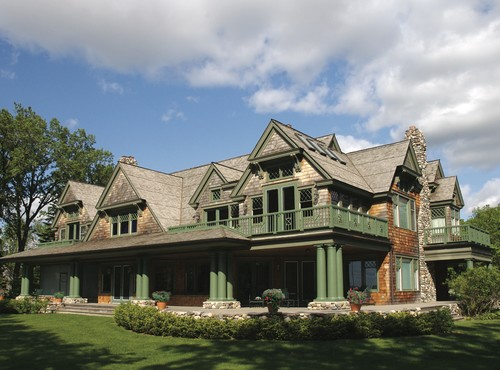 New england home style of the month post medieval english for New england country homes