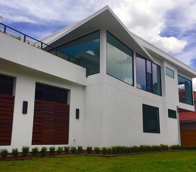 New Contemporary House Greenbush Houston Texas