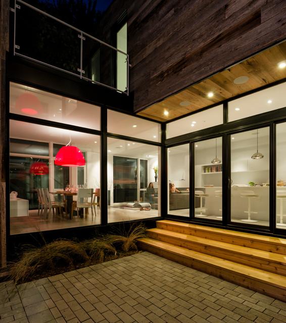 New Edinburgh Project contemporary-exterior