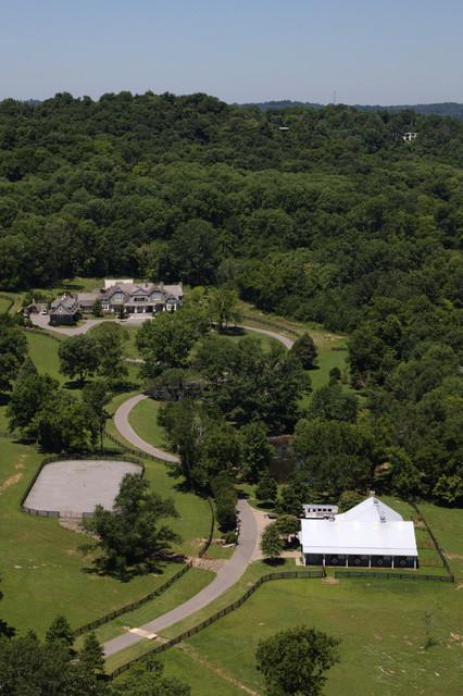 New England Farmhouse Farmhouse Exterior Other By