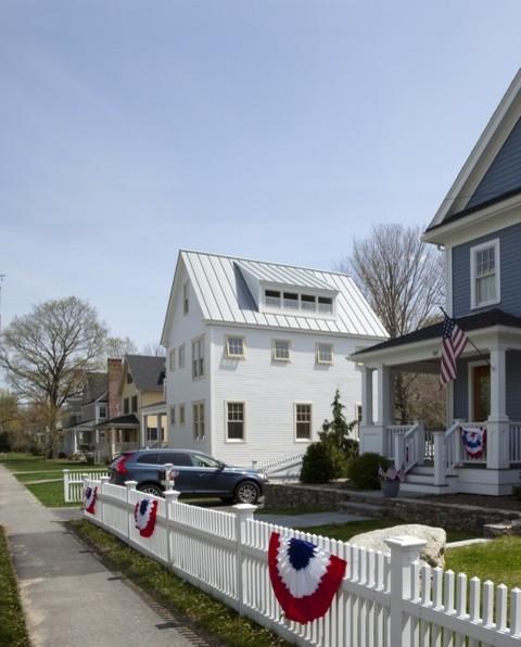New England Farmhouse