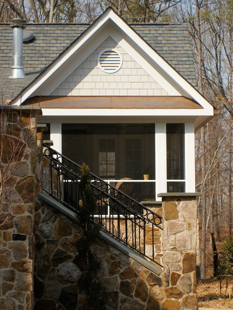 New england neo colonial traditional exterior for New england architects