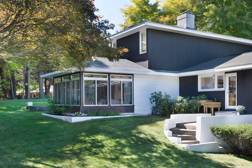 5 updates for a midcentury homes exterior