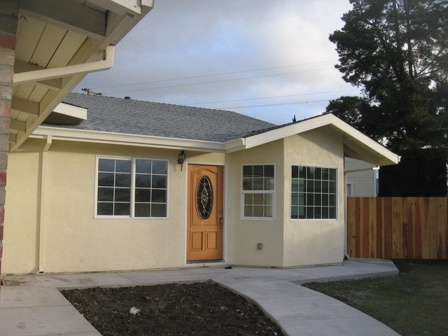new front addition in sunnyvale