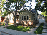 traditional exterior How to Give Your Driveway and Front Walk More Curb Appeal (7 photos)