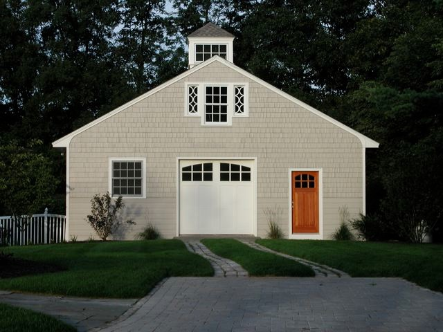 New Hampshire Country Shingle Style Traditional Exterior