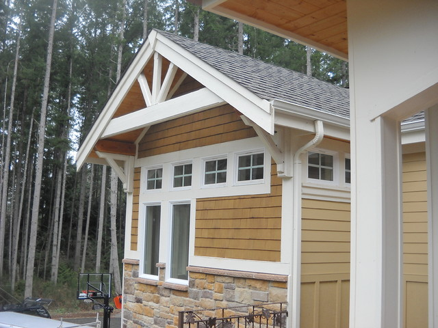 New Home traditional-exterior