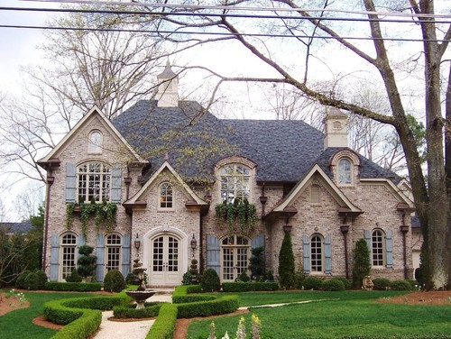 31 Days Of French Inspired Style Day 22 Exteriors