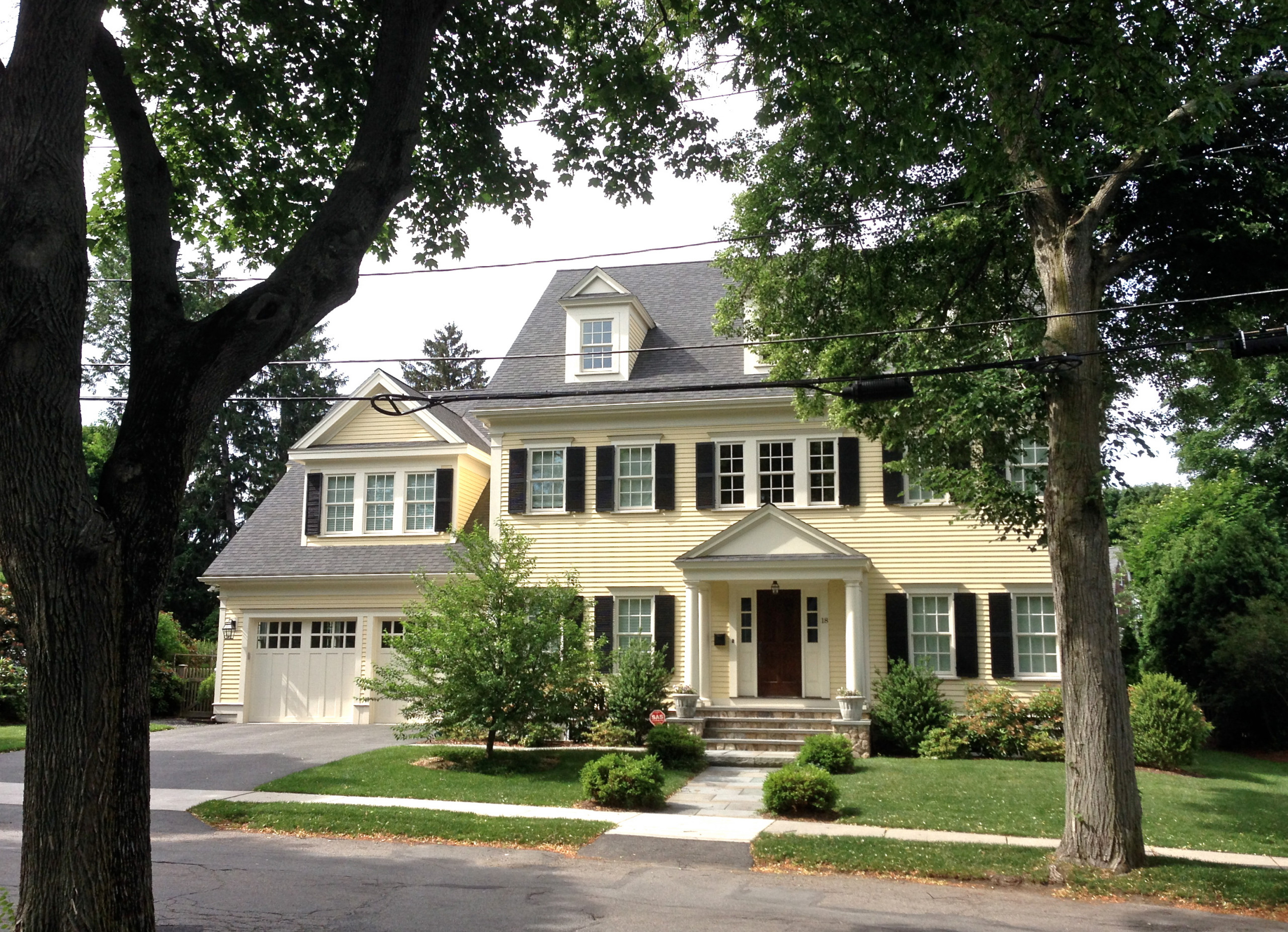 New Home (Merullo Res.)  Belmont, MA