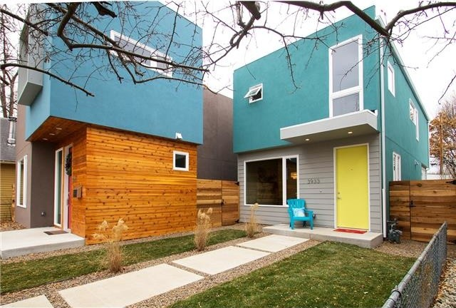New Modern Home In Denver Euro Design And Thoughtful