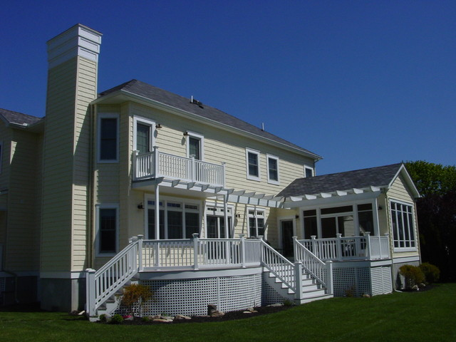 New Modular Home - Cape May, NJ traditional-exterior