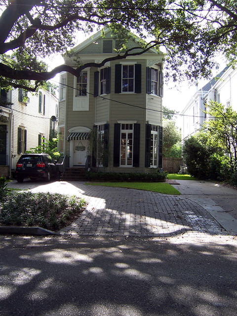 New Orleans Homes Traditional Exterior New Orleans By Exterior Designs Inc By Beverly Katz