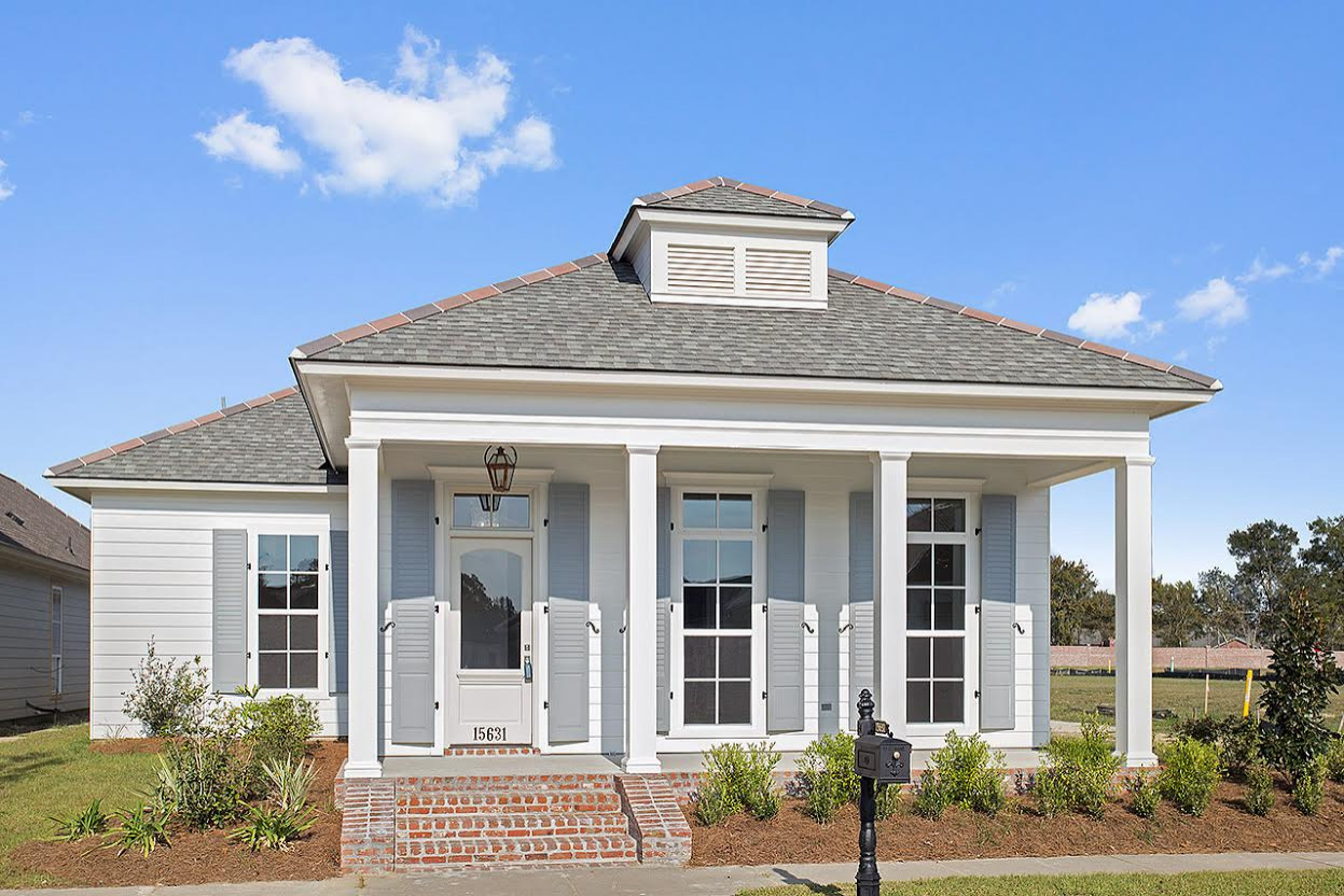 New Orleans Style Home