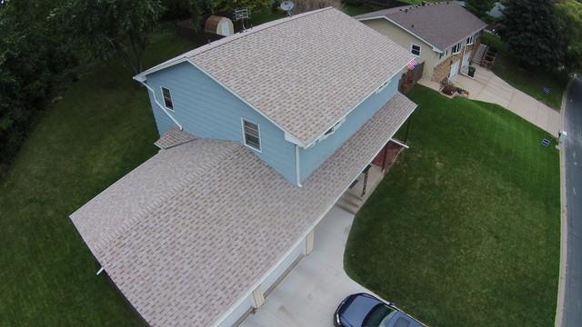 New Owens Corning Quot Amber Quot Color Asphalt Shingle Roof